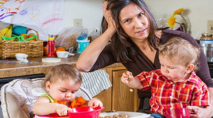 This Is The Real Reason Children Are 100 Times Naughtier With Moms, Not Dads