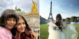 Aishwarya and Aaradhya Are Living It Up in Paris and Giving Us Vacation Goals!