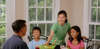 How To Lose Weight Eating the Same Food as Your Family