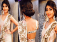 11 Totally Beautiful Sarees We Want To OWN From Shilpa Shetty's Wardrobe!