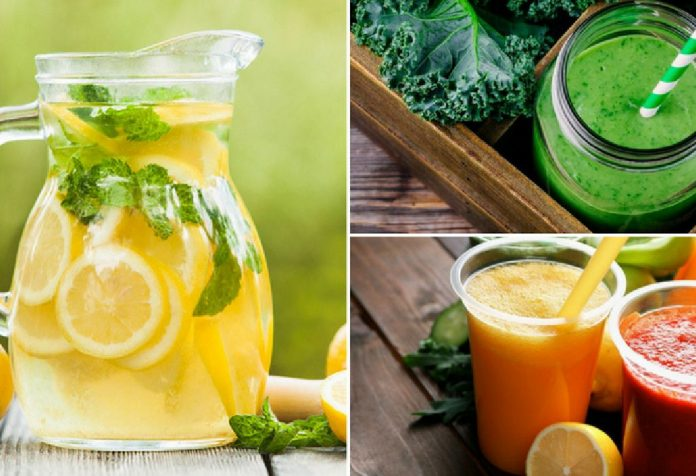 Healthy Drinks to Try that Guarantee Weight Loss