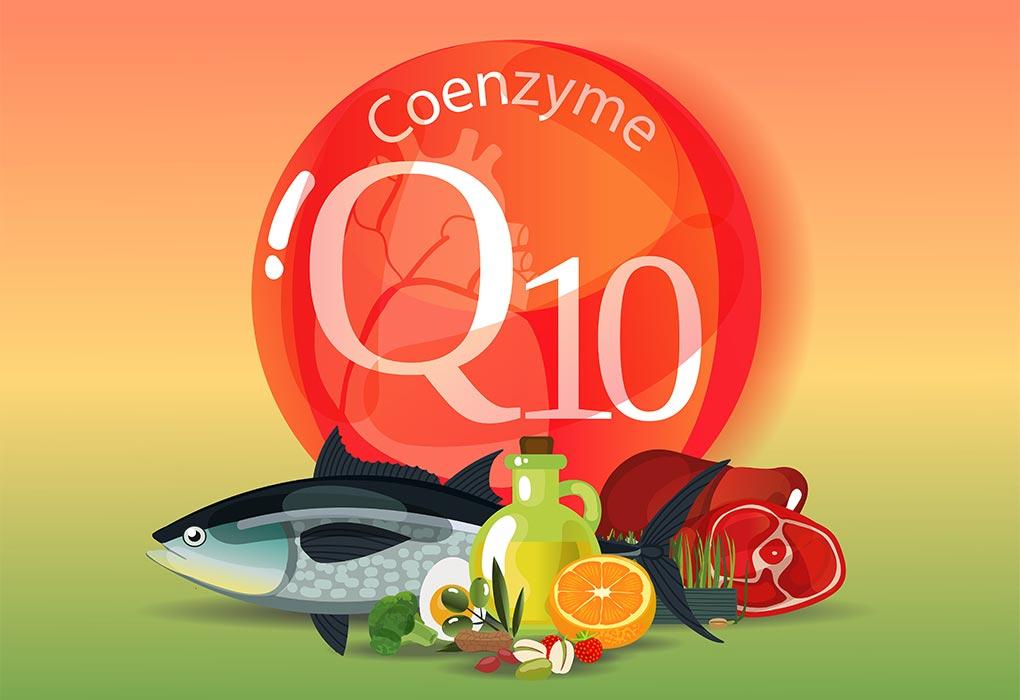 Intake of Coenzyme Q10 for Fertility in Men & Women