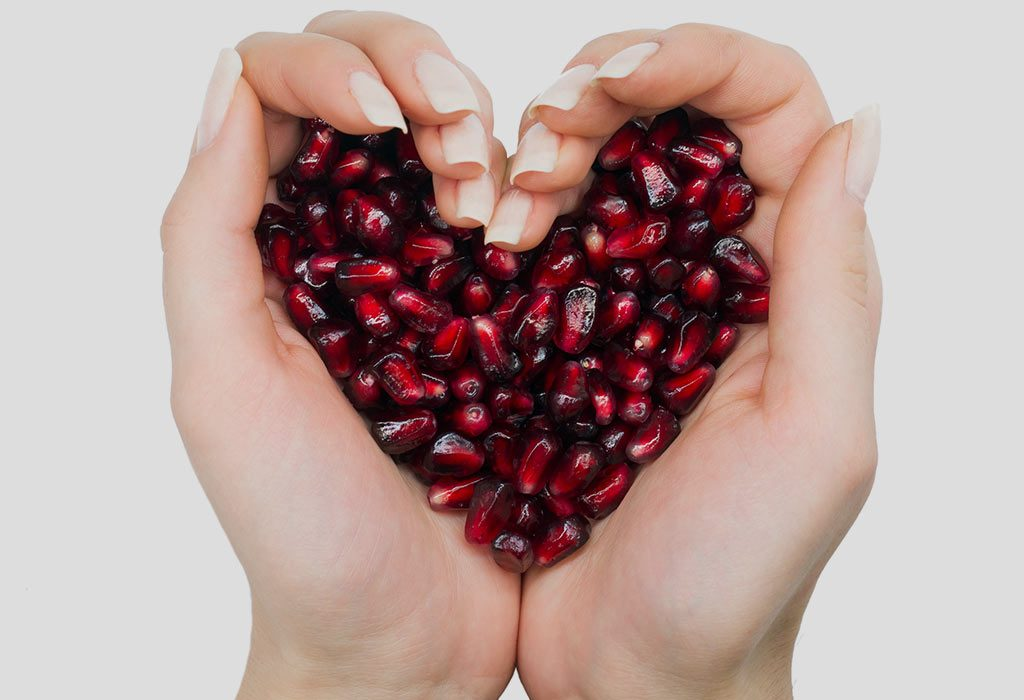 How Does Pomegranate Improve Women's Fertility