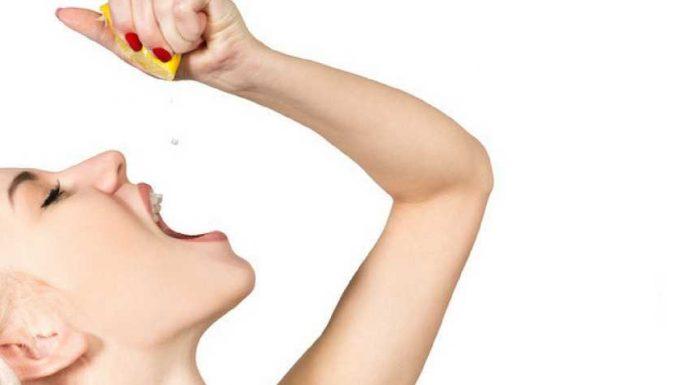 Lemon-Water Challenge