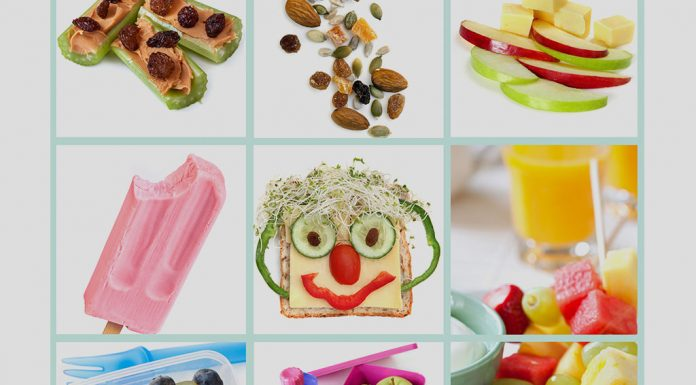 Healthy and Yummy After School Snacks for Kids