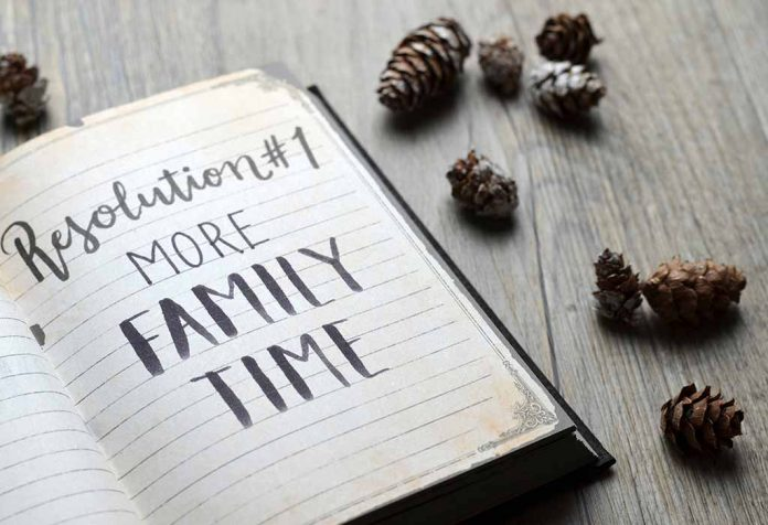 Top 10 Parenting Resolutions for the New Year