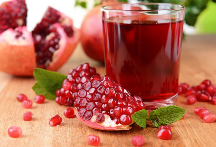 Pomegranate Juice for Male and Female Fertility