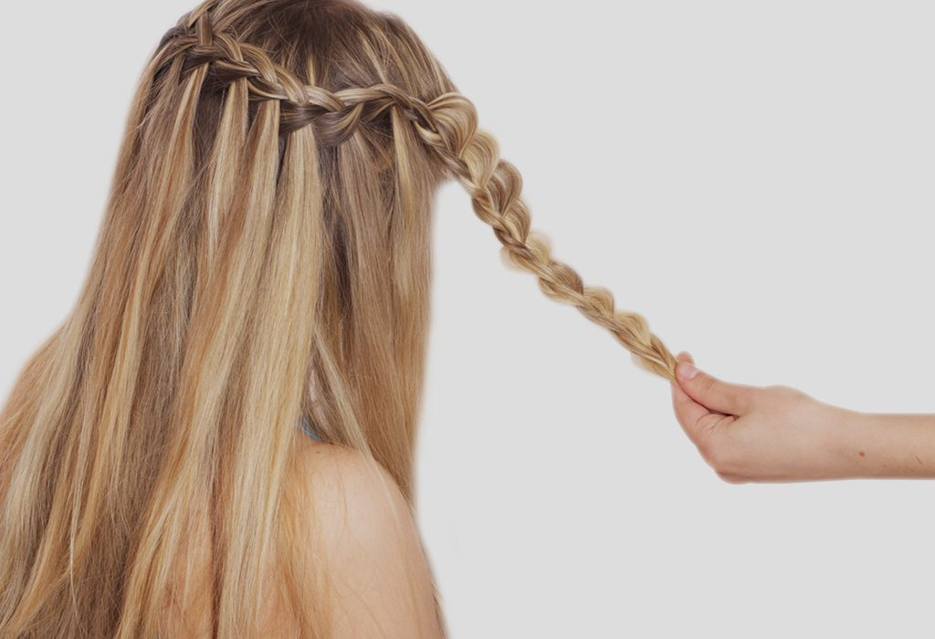 A Waterfall Braid