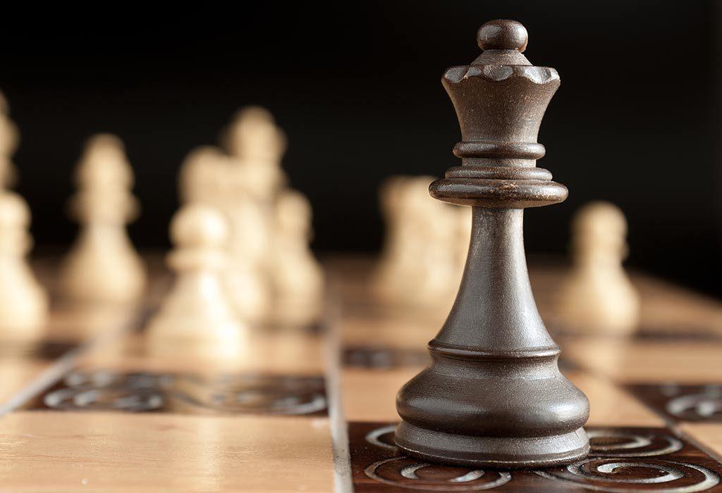 Queen in chess