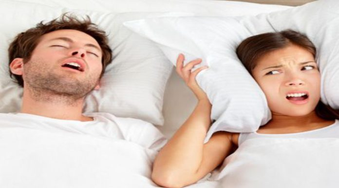 Beating the 'My Husband Snores and I can't Sleep' Blues
