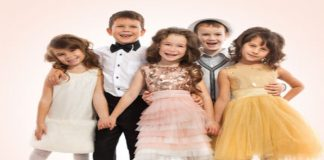 Party Wear Ideas for your Little Prince and Princess
