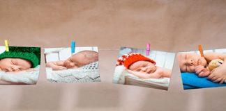 Let your Baby's Pictures Dazzle up the House!