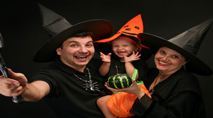5 Spooky Ideas To Enjoy Halloween With Your Kids