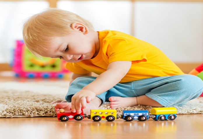 Why Toddlers Rearrange Toys