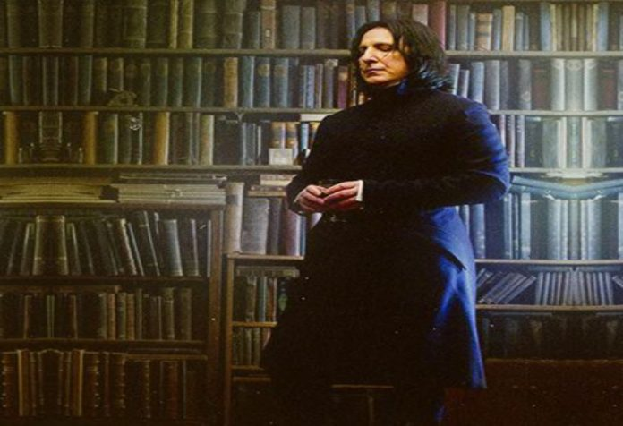The 9 Lessons Alan Rickman Taught Beautifully as Professor Snape