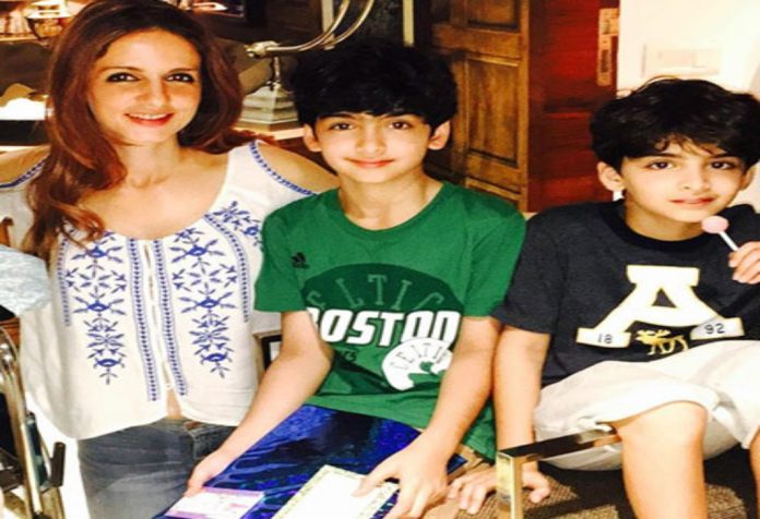 Sussanne Khan's Reply to a Media Report Is The Perfect Example of a Mother's Wrath