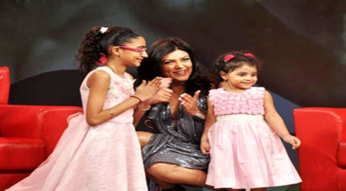 Sushmita Sen Had This Message For The Kids At Her Daughter's Annual Function