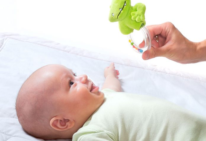 Best Toys for 2 Months Old Baby
