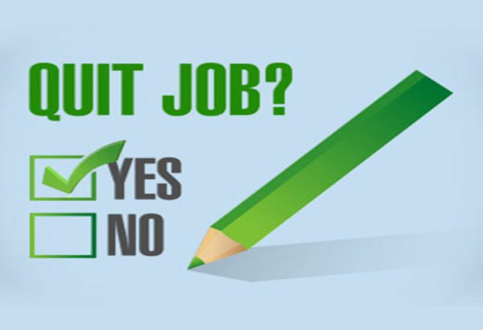 Calling it Quits? 5 Things to Consider Before Leaving your Job