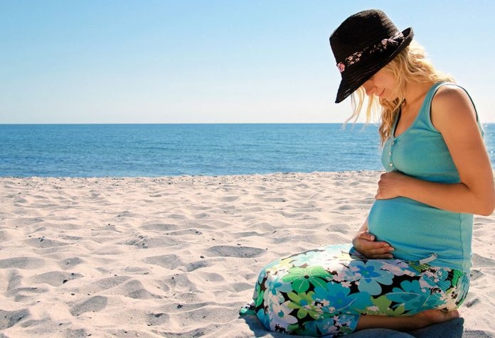 Visiting Beach During Pregnancy - Benefits and Safety Tips