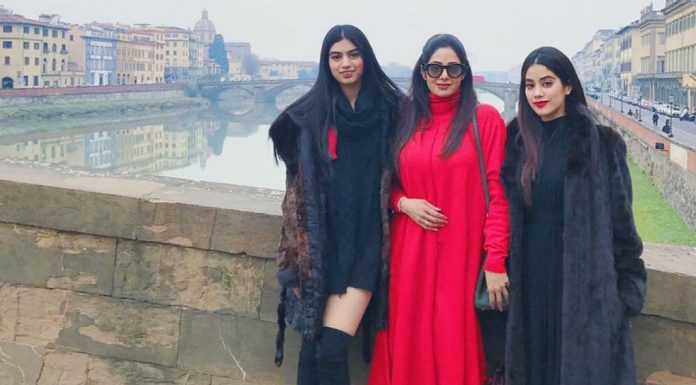 These Holiday Pictures Of Sridevi and Her Daughters Will Cheer You Up Instantly!