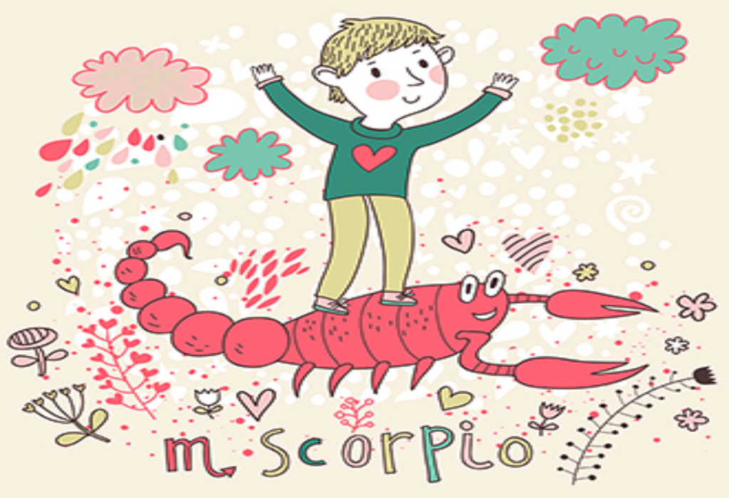 Understanding a Scorpio Child's Personality Traits