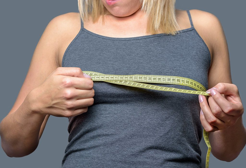 Increase In Breast Size