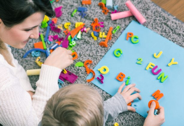Your 18 Months Old's Early Vocabulary