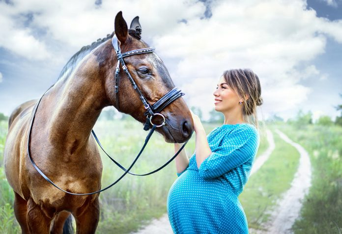 Is It Safe To Ride Horse during Pregnancy?