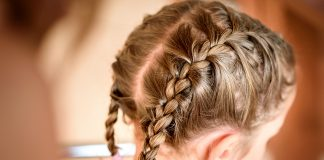15 Simple and Adorable School Hairstyle for Girls
