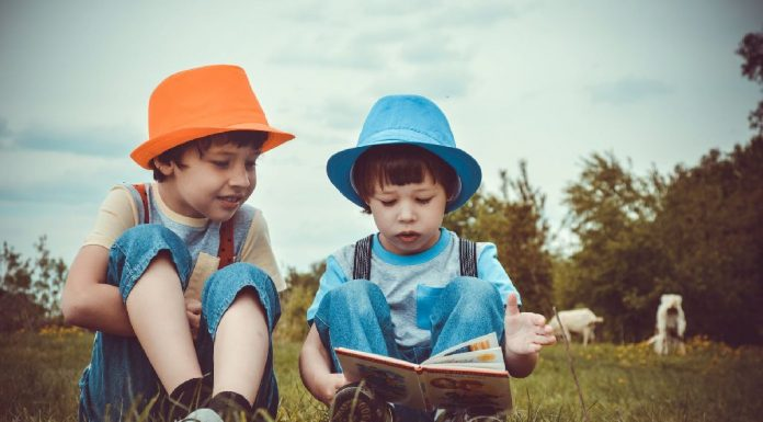 5 books that encourage sense of humour in your child