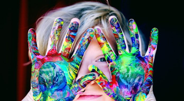 5 edible finger paint recipes for your toddler