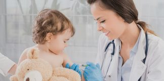List of Vaccines for 16 to 18 Months Old Baby