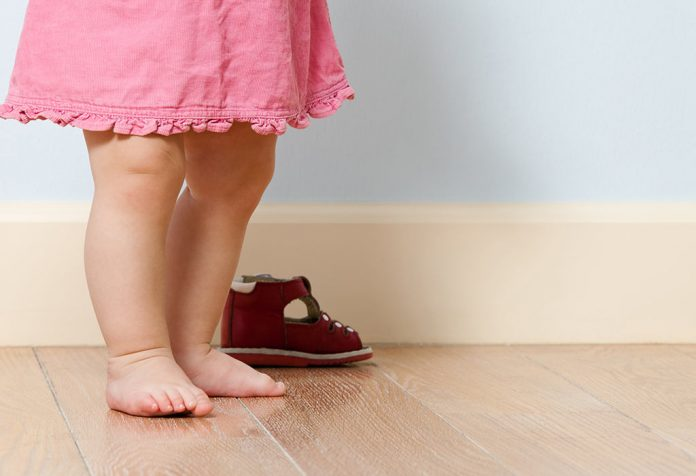 In-toeing and Out-toeing in Children - Is It Normal?