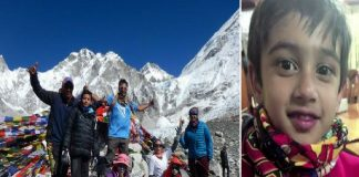 7 year old pune boy speaks mandarin hasnt ever eaten processed sugar has climbed mt everest