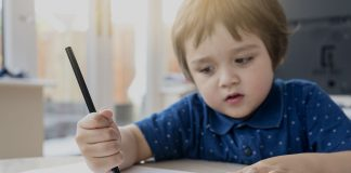 How To Teach Your Child To Write His Name - 10 Fun Ways