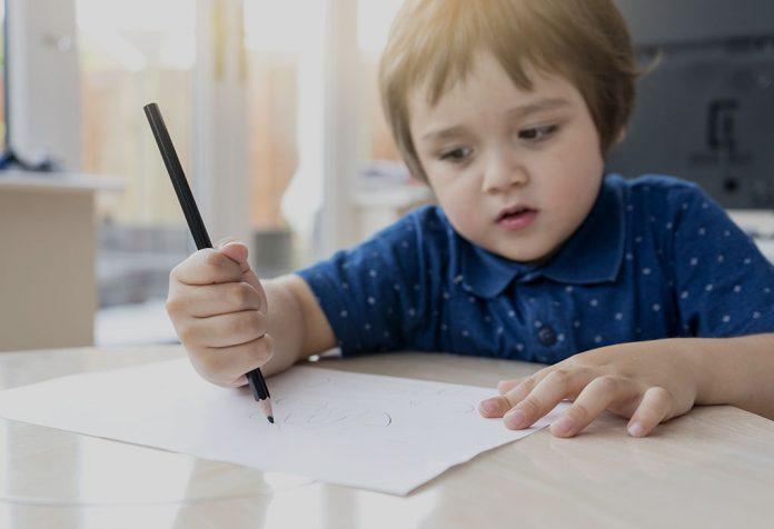 How To Teach Your Child To Write His Name - 10 Fun Ways