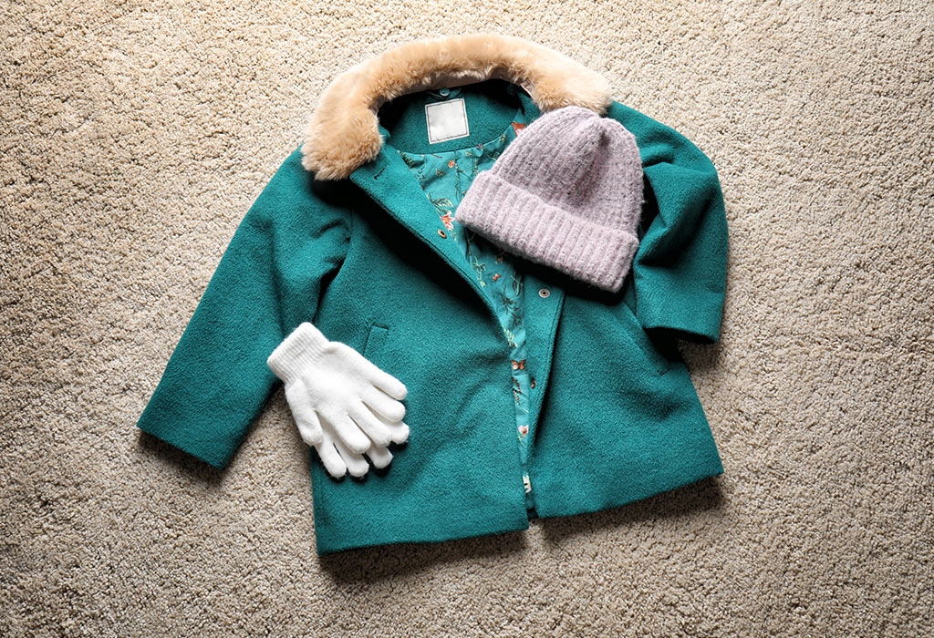 Winter-wear for baby