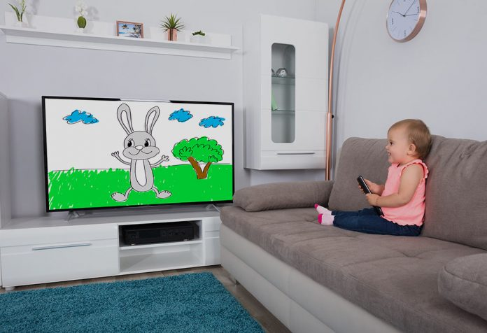 Effects of cartoons on child's behaviour