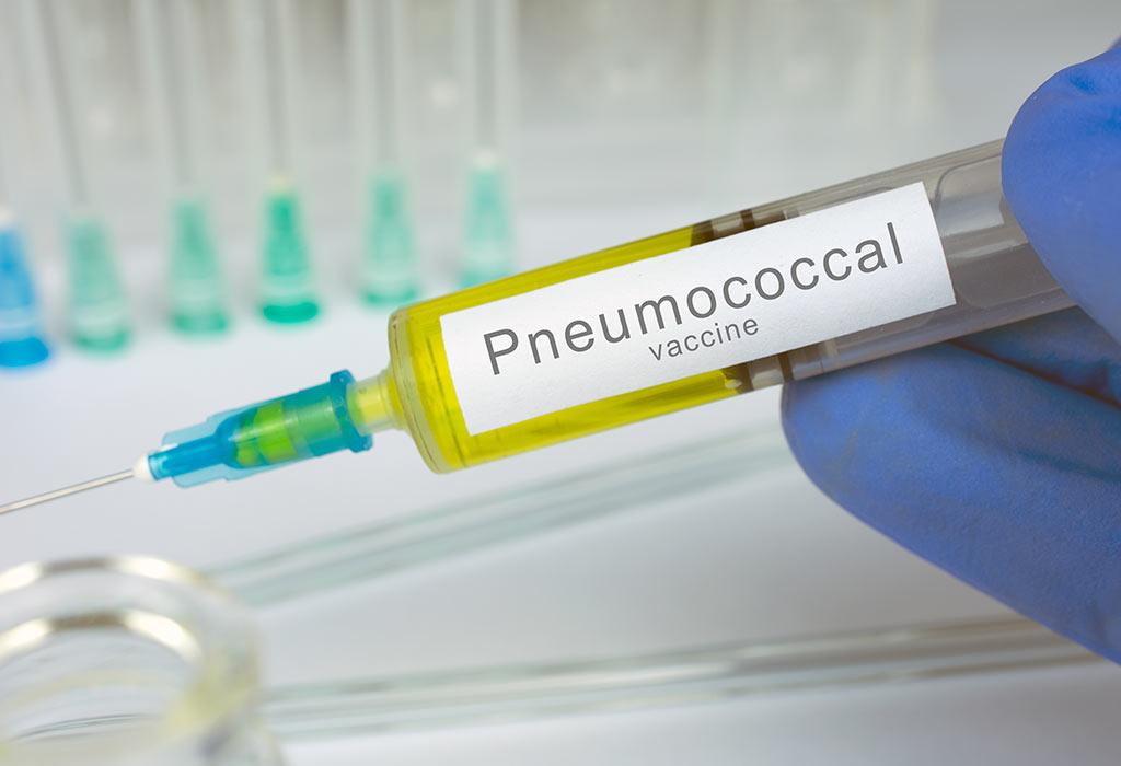 न्यूमोकोकल कंजुगेट वैक्सीन (पीसीवी 3)