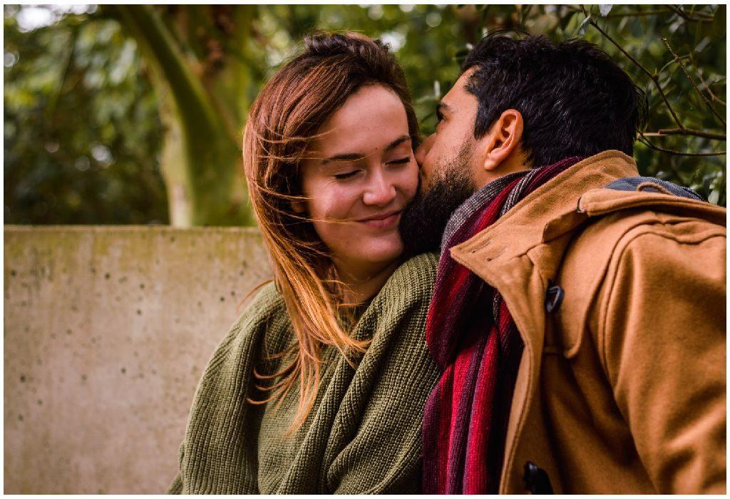 Cuddling equals sex satisfaction