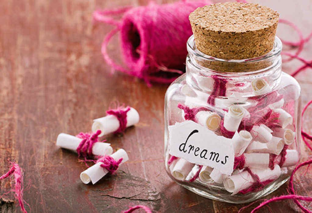 Build a Dreams Jar