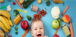 15 Foods to Boost Your Little One's Immunity