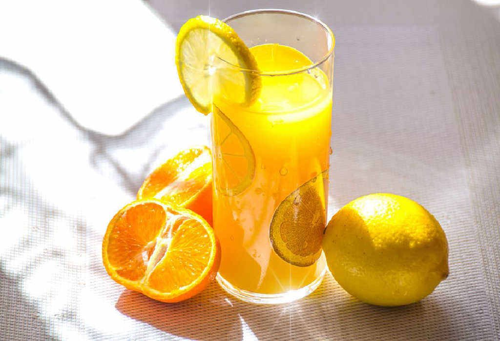 Feed your child citrus fruits for Vitamin C