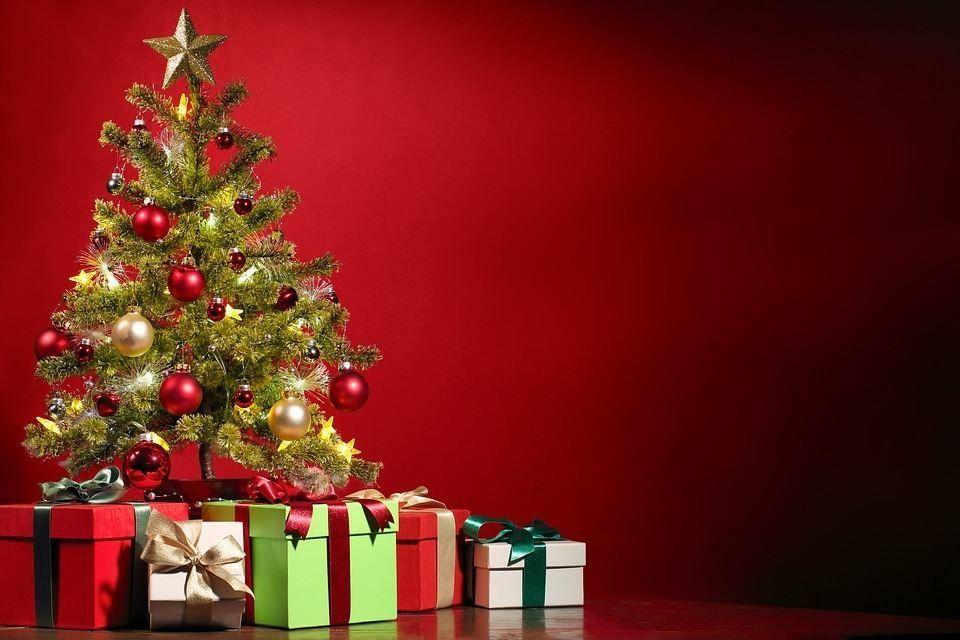 Glow in the Dark, My Christmas Tree