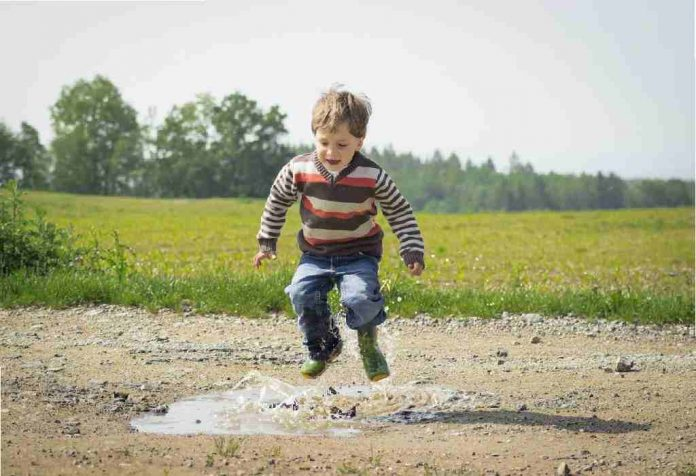 Helping Your Preschooler Improve Jumping Skills