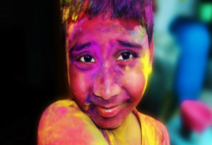 Holi Safety Tips for your Kids