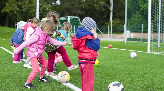Importance of Physical Activity for Preschoolers