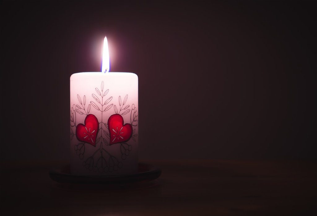 Light Some Scented Candles