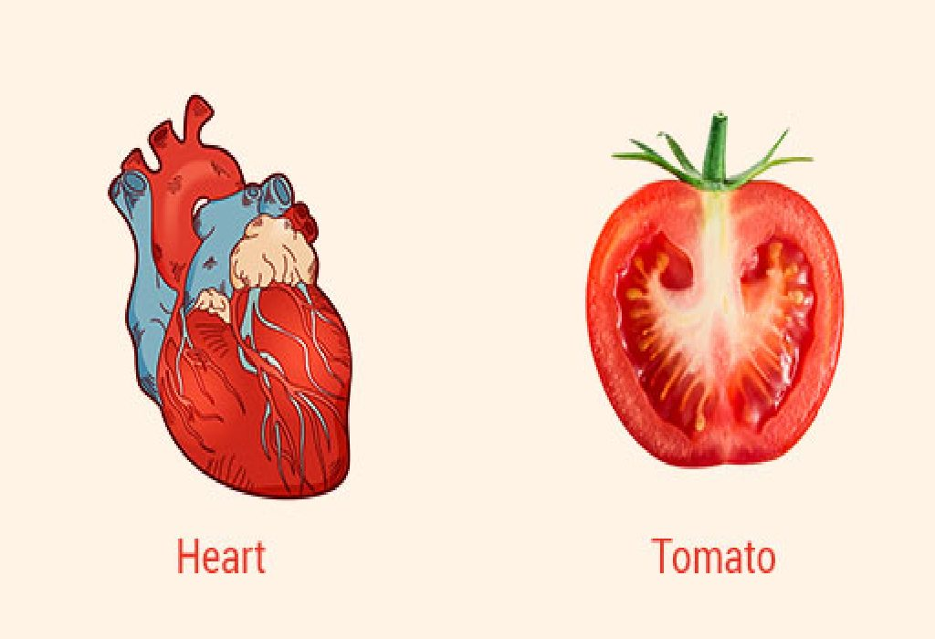 Tomatoes and Heart